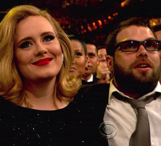 Adele Expecting First Child With Boyfriend Simon Konecki ...
